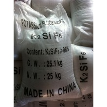 Hot Promotion 98% Potassium Fluotitanate Used for Catalyst (CAS 16919-27-0)