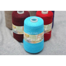 Merserized Merino Wool Yarn Yarn for Hand Knitting