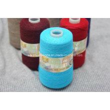Merserized Merino Wolle Garn Garn für Hand stricken