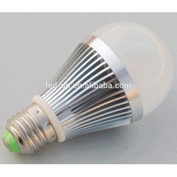 CE/RoHS high brightness led bulb lights e27 with wholesale price