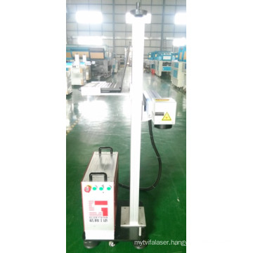 on-Line Pumped Laser Marking Machinery