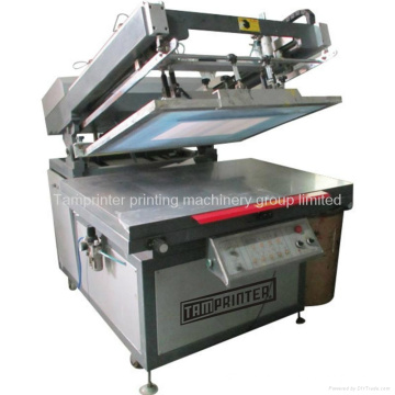 Tmp-70100 Trademark Calendar Oblique Arm Flat Screen Printing Machine