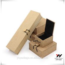 2016 en gros de haute qualité personnalisé impression emballage cadeau de noël boîte bijoux