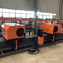 Dobladora de acero CNC para doblado de barras de refuerzo