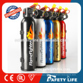 fire extinguisher 500ml/400ml portable fire extinguisher/car mini fire extinguisher