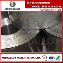 Fita de 0,5 * 5 mm Fecral21 / 6 Fornecedor 0cr21al6nb Fio para forno de mufla
