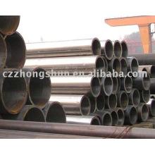 Tubo de acero de aleación / TUBO transparente a335 estándar p2 p5 p9 p11 p12 p22