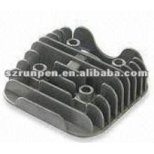 Покрытие порошка заливки формы СИД теплоотвода базы
