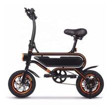 Bicicleta eléctrica con batería de litio de 12 pulgadas máx.