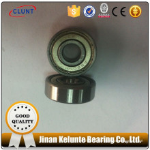 chrome steel and ceramic single row deep groove ball bearing 6200 zz 2rs