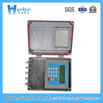 Split Type Handheld Ultrasonic Flow Meter