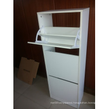 Pb Melamine Shoe Rack for Bedroom