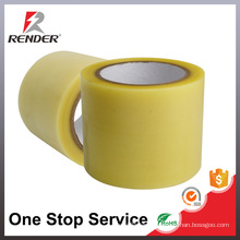 Guangzhou Insulation Materials Elements PVC Adhesive Tape Embossed Protective Tape Transparent