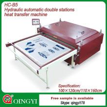 máquina de transferência de calor automática