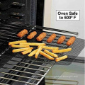 High Temperature Resist Non Stick PTFE Oven Mesh