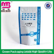 Alcance la fabricación de la bolsa de embalaje de la leche en polvo de la crema de la hoja del papel de aluminio de la categoría alimenticia del grado
