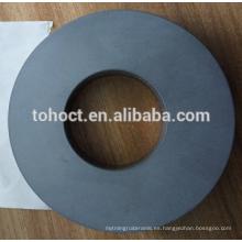 Anillo de buje de sellado de cerámica de carburo de silicio de alta dureza