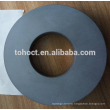 Super hardness strength silicon carbide ceramic sealing bushing ring