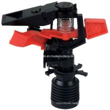 """3/4"""" Irrigation POM Red Part Circle Impulse Sprinkler"""