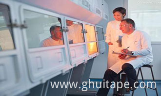 High Pressure Sensitive Tapes with silicon backing-food industry