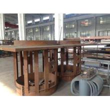 6T Capacity Coreless Induction Copper Melting Furnace KGPS
