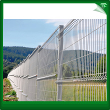 3D Metal Fence Panels with RHS Section