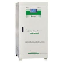 Regulador / estabilizador de la CA Vcoltage sin contacto del microordenador de la serie de Djw / Sjw-500k