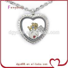 Новейшие дизайн сердца кулон ожерелье