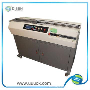 Machine à relier automatique colle chaude haute qualité