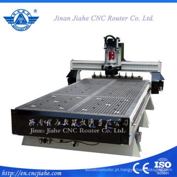ATC do eixo Woodworking CNC gravura máquina /1325 Cnc madeira máquina Router com atc do eixo