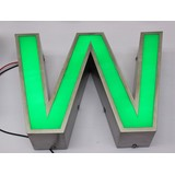 Super Bright Acrylic Frontlit LED Channel Letter for Shop Sign