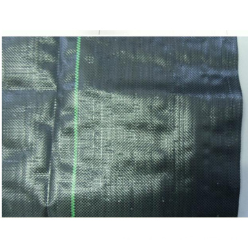 PP Black Woven Geotextile and Ecological Weed Mat in Roll