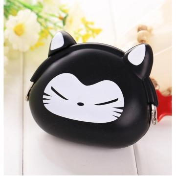 Korea Style Silicon Rubber Coin Purse