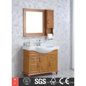 Modern high end wall-mounted lowes bathroom vanity cabinets