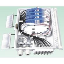 Caja de Terminales de Fibra Óptica (FTB Modelo 8b / 12D)