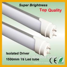 High cri 18W 1200mm led tube light, tube à LED T8