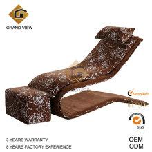 Chaise de loisirs tissu à Gv-Bs555)