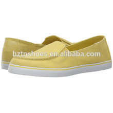 Chaussures de toile à bas prix Women 2016 Wholesale Flat Casual Injection Shoe