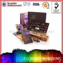 Custom Ecofriendly Best Luxury Paper Chocolate Packaging Design
