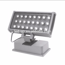 IP65 Outdoor weißer Garten LED-Scheinwerferlampe 24W AC 86-265V