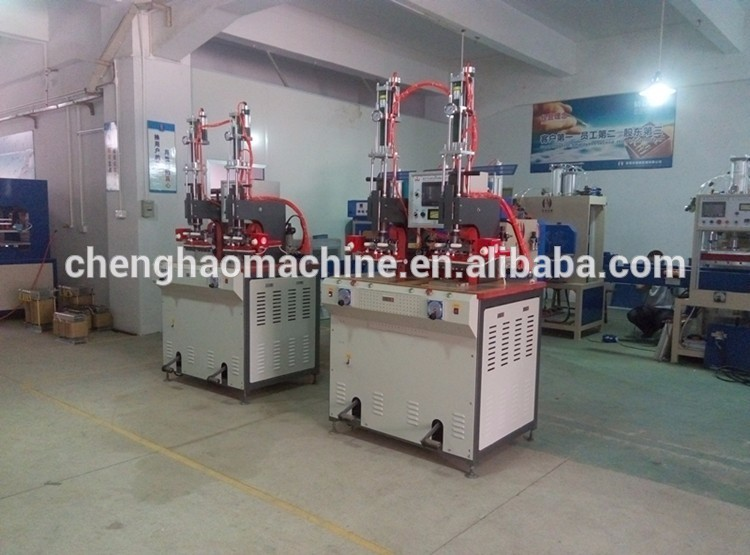 High Frequency Welding Machinery For  Sport Shoes vamp