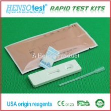 Dispositivo de la tarjeta del cassette de la prueba de FSH