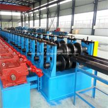 Automatic Three Waves Guardrail Roll Forming Machine