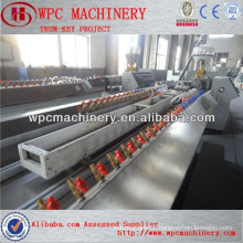 WPC profile production machine WPC profile prodution line