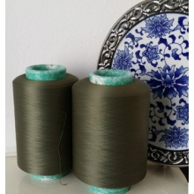Antibacterial Copper Fiber Metallic Conductive Yarn