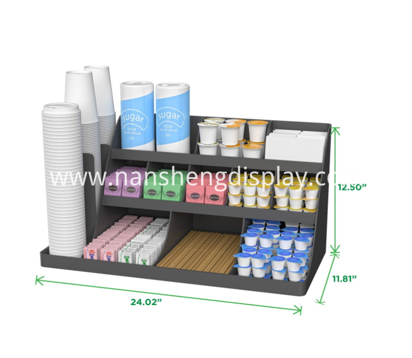 Kitchen Large Condiment Organizer