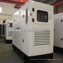 Heiße Verkäufe 16-112KW lovol silent Dieselgenerator stellte mit gutem Preis ein