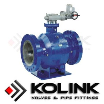 China for Double Block & Bleed Valve Fully Welded Ball Valve export to Greenland Factories