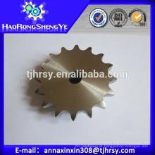 Roda dentada de aço inoxidável 304 16T