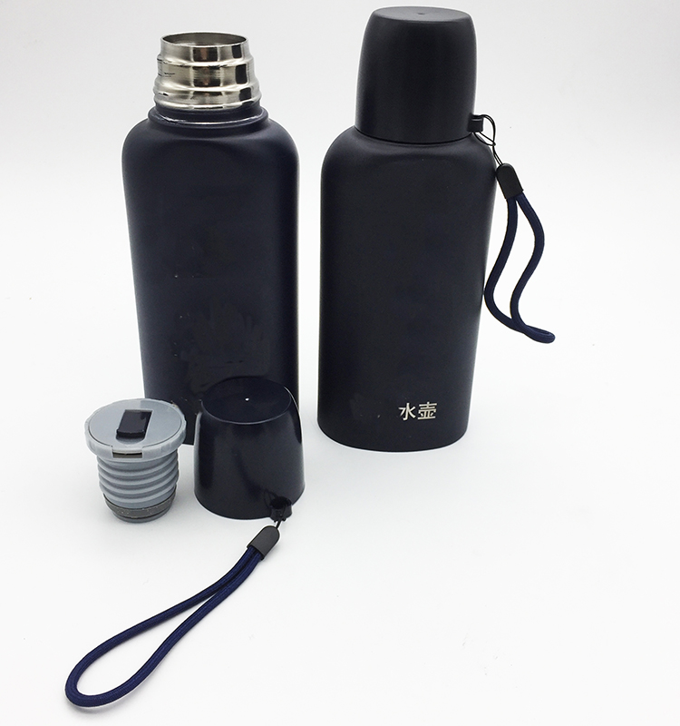 Outdoor insulated bottle